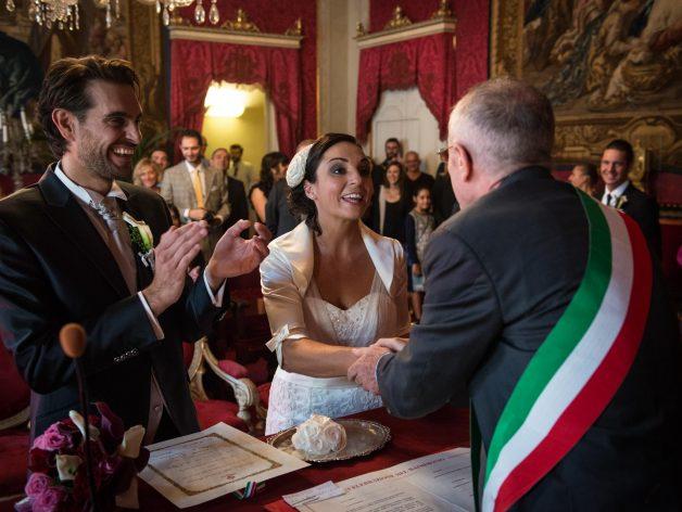 Classic Italian Wedding in Florence