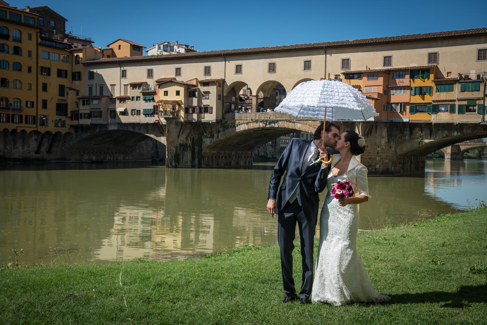Classic Italian Wedding inFlorence