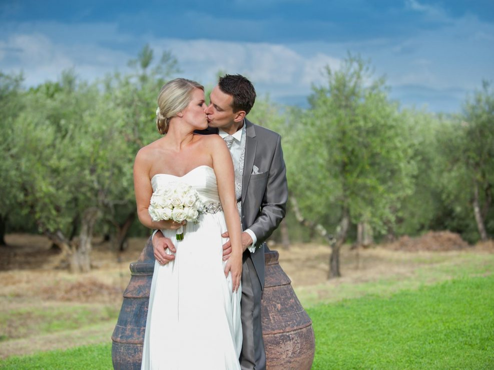 Dutch Wedding in Chianti
