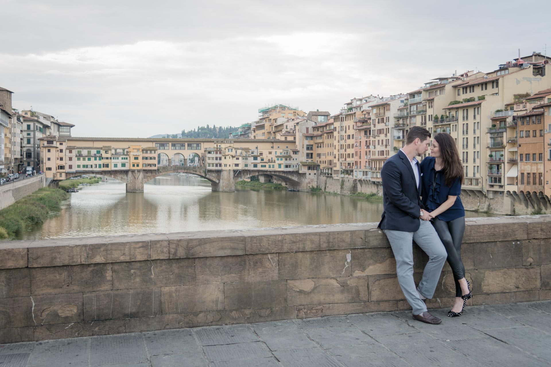 Posh City Shoot in Florence