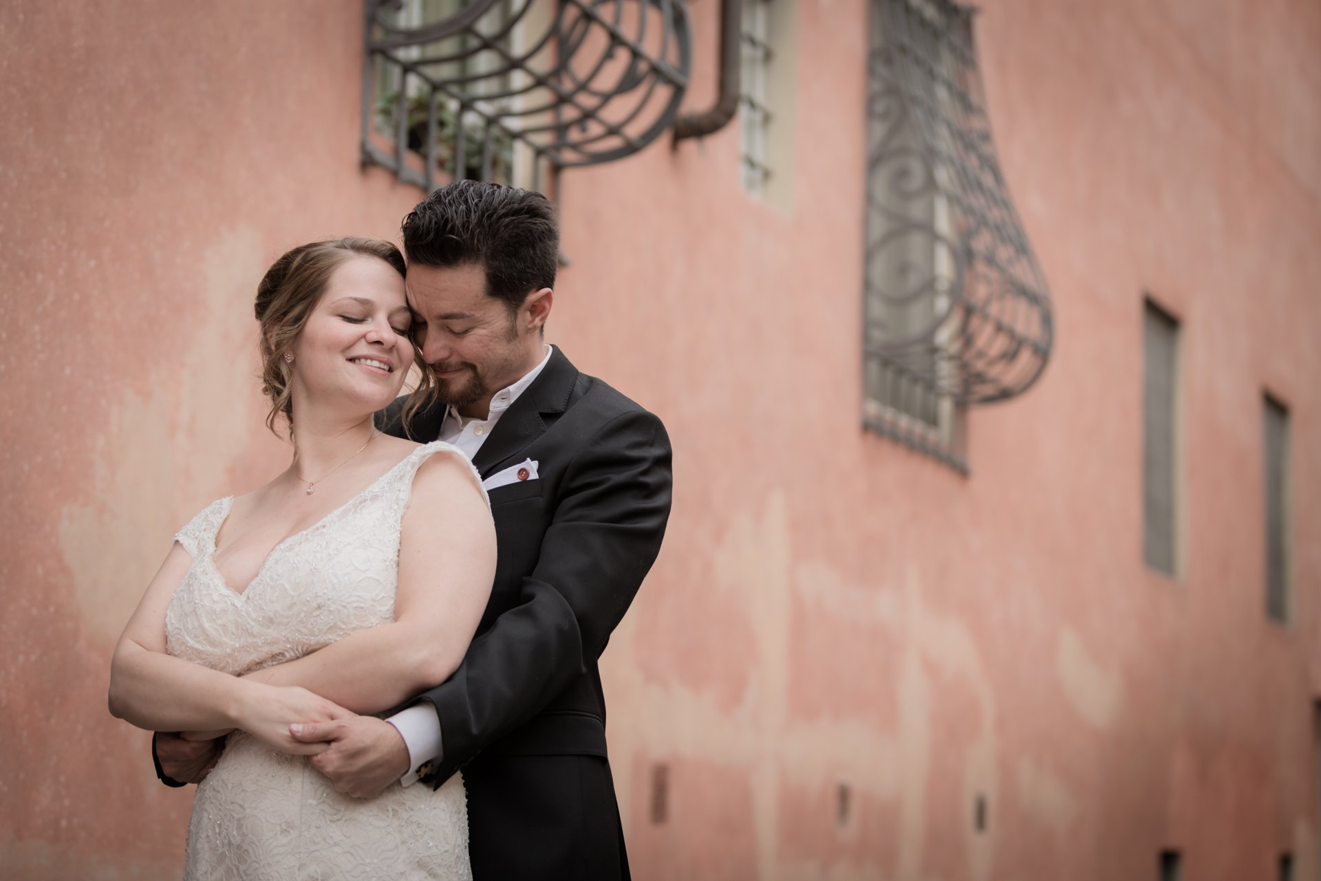 American Babymoon Wedding in Florence
