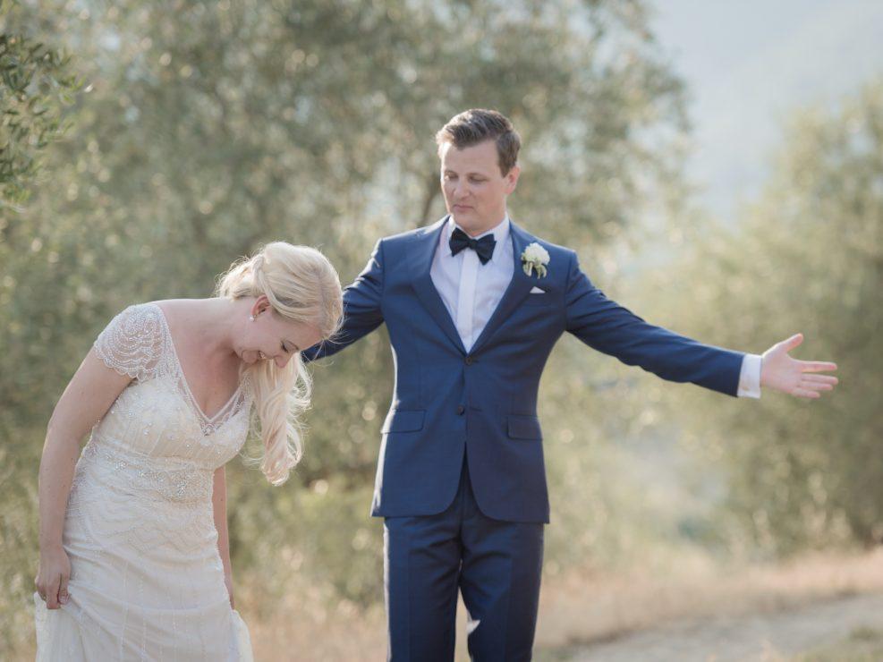Italian Destination Wedding Photographer in Florence and Tuscany. Danish wedding