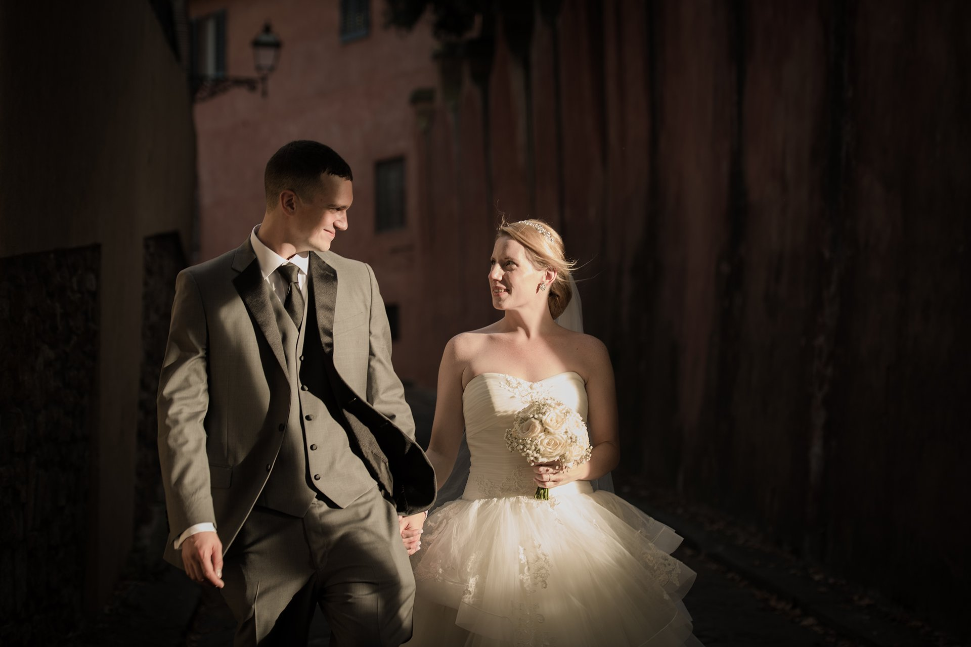 An Intimate Elopement on the hills of Florence